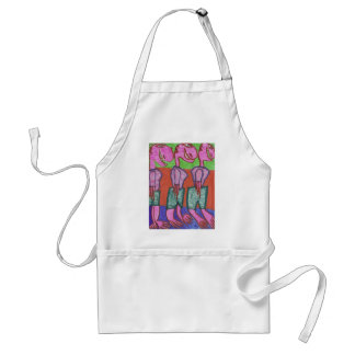 Movie Lineup Standard Apron