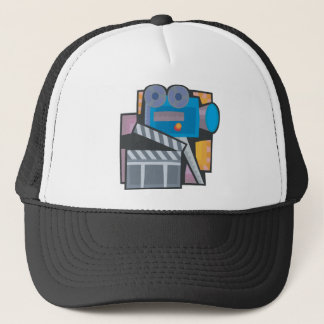 Movie Making Trucker Hat