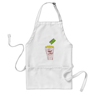 Movie Night Standard Apron