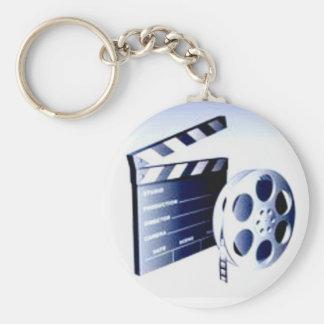 Movie Producer Key Ring