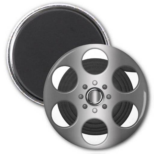 Movie Reel Magnet