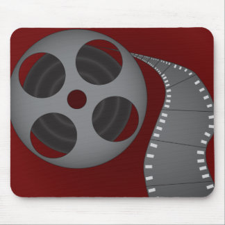 Movie Reel Mouse Pad