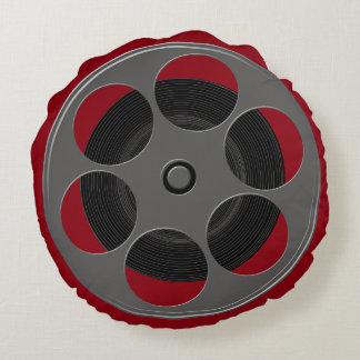 Movie Reel Round Cushion