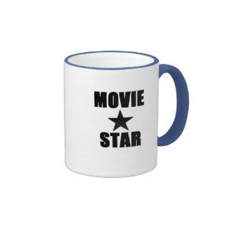 Movie Star Ringer Mug