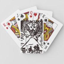 Movie Star Sphinx Poker Deck
