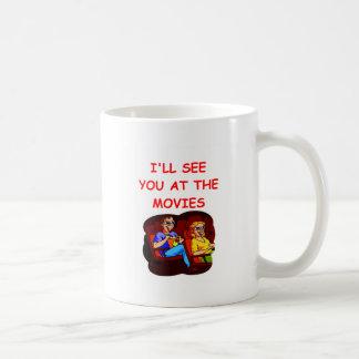 MOVIES COFFEE MUG