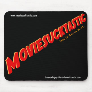 Moviesucktastic Mouse Pad