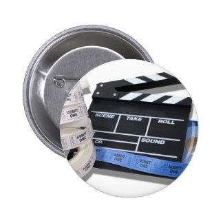 MovieTime081210 6 Cm Round Badge