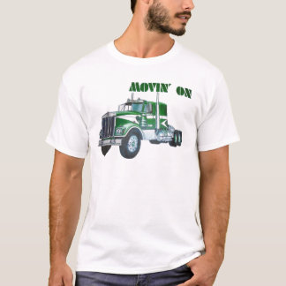 Movin' On Kenworth T-Shirt