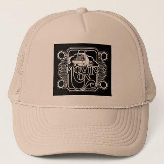 Movin' On Logo Trucker Hat