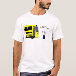 Moving Bus T-Shirt