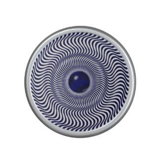 Moving Circle Speaker
