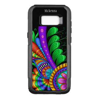 Moving Fast OtterBox Galaxy 8 Plus Case