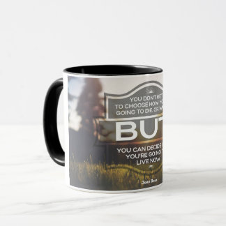 Moving Forward Mug