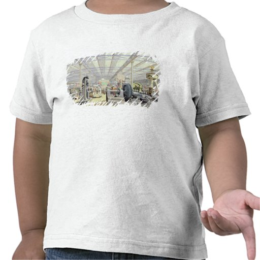 Moving Machinery, from 'Dickinson's Comprehensive Tee Shirts