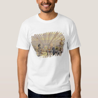 Moving Machinery, plate 49 from 'Dickinsons' Compr Tee Shirts