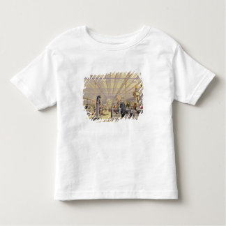 Moving Machinery, plate 49 from 'Dickinsons' Compr Toddler T-Shirt