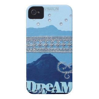 Moving mountains through dreams. iPhone 4 Case-Mate case