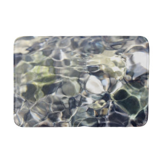 Moving Water Bath Mat