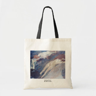 Moving Water By Klimt Gustav Bags