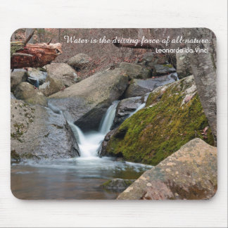 MovingWaters Personalized Mouse Pad