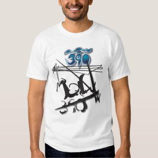 Mow 390 tee shirt