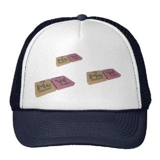 Mow-Mo-W-Molybdenum-Tungsten Trucker Hat