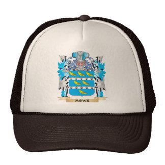 Mowe Coat of Arms - Family Crest Trucker Hat