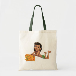 Mowgli 4 tote bags