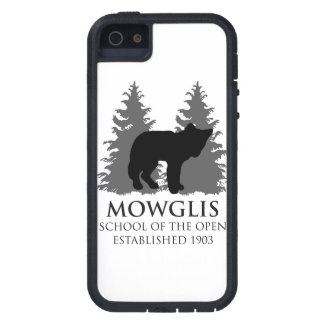 Mowglis School of the Open iPhone 5 Case - Rugged
