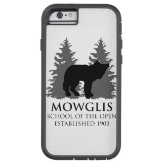 Mowglis School of the Open iPhone 6 case - Rugged Tough Xtreme iPhone 6 Case