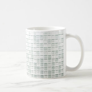 mozaic coffee mug