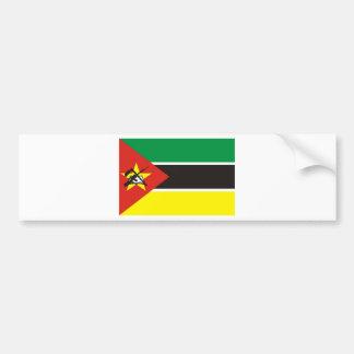 Mozambique Bumper Sticker