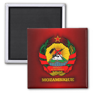 Mozambique COA Magnet