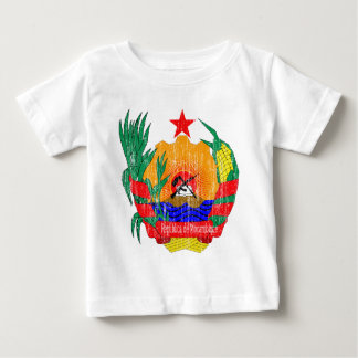 Mozambique Coat Of Arms Baby T-Shirt