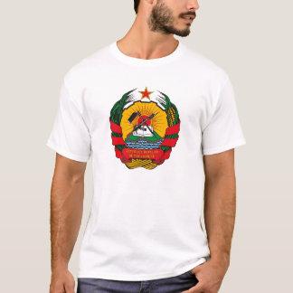 Mozambique Coat of Arms T-shirt