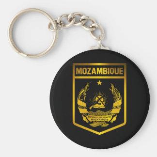 Mozambique Emblem Key Ring