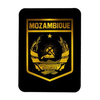 Mozambique Emblem Magnet
