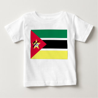 Mozambique Flag Baby T-Shirt