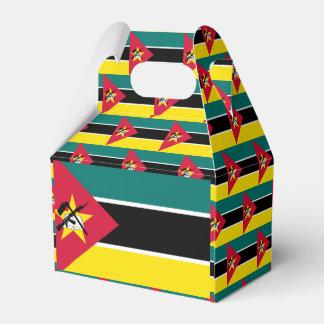 Mozambique Flag Favour Box