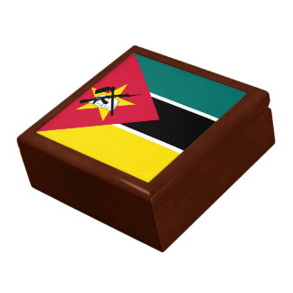 Mozambique Flag Gift Box