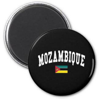 MOZAMBIQUE REFRIGERATOR MAGNET