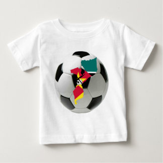 Mozambique national team baby T-Shirt