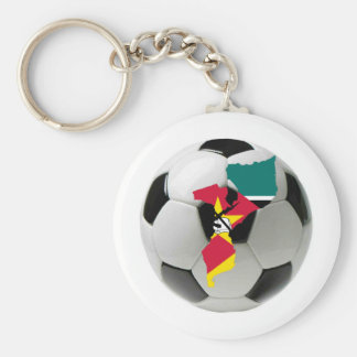 Mozambique national team keychain