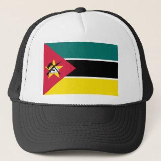 Mozambique National World Flag Trucker Hat