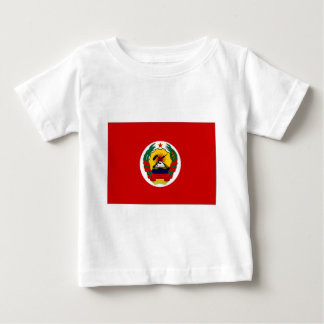 Mozambique President Flag Baby T-Shirt