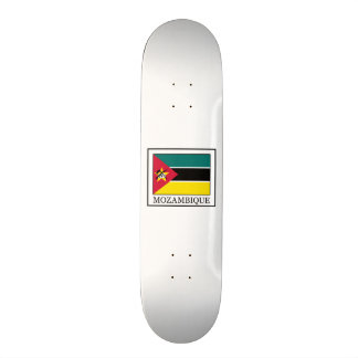 Mozambique Skateboard Deck