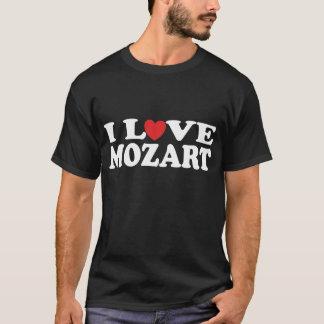 Mozart Lover Classical Music T-shirt