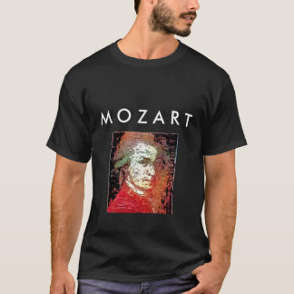 Mozart Shirt by Leslie Harlow