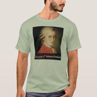 Mozart was Homeschooled T-Shirt